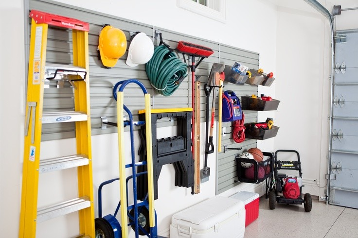 Awesome Ideas Organise Your Garage