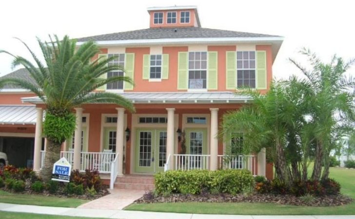 Awesome Key West Style Home Plans Homes
