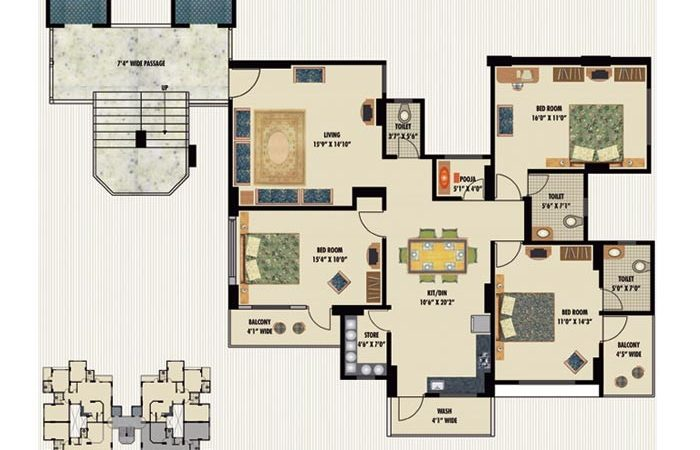 Awesome Luxury Duplex House Plans Home