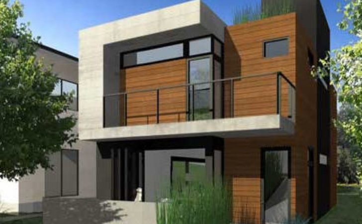 Awesome Modern Contemporary Small House Plans