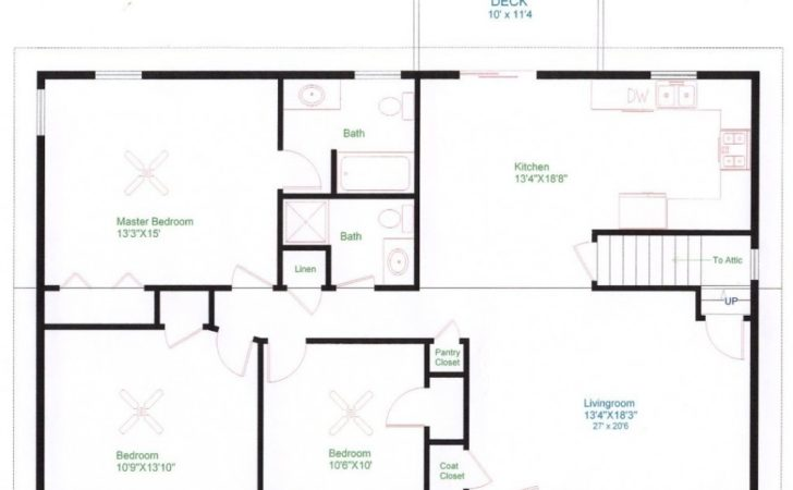 Awesome Simple Floor Plans New Homes Home