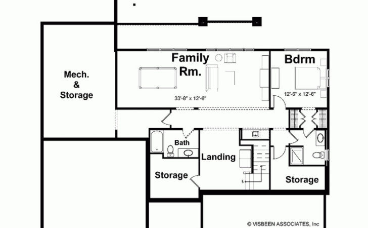 Awesome Two Bedroom House Plans Basement