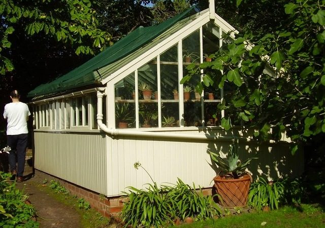 Backyard Greenhouse Designs