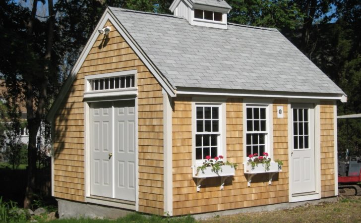 Backyard Sheds Inexpensive Attractive Great