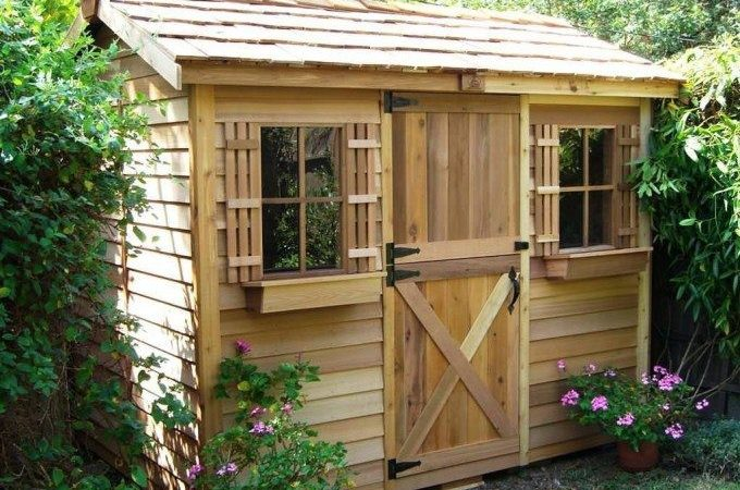 Backyard Sheds Sale Plans