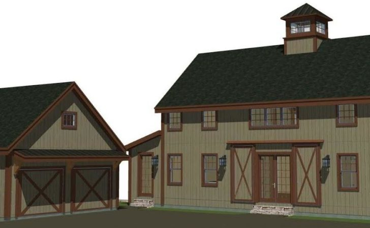 Barn House Plans Tullymore
