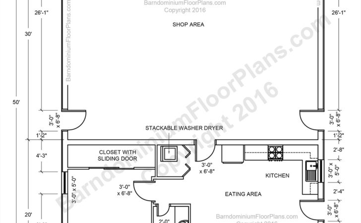 Barndominium Floor Plans Planning Your