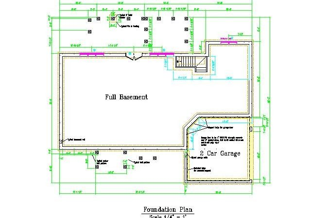 Basement House Plans