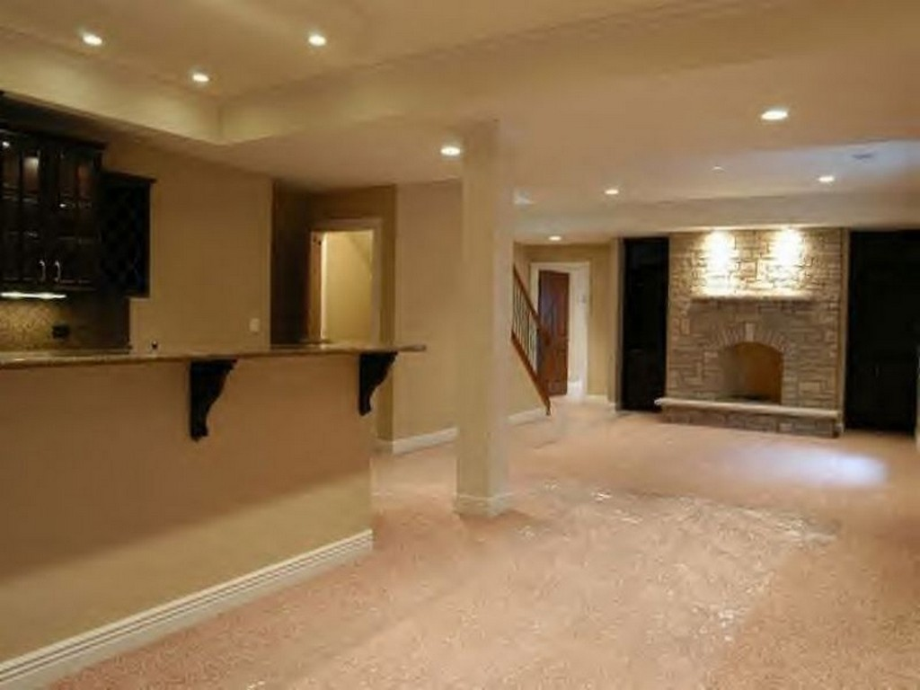 Basement Remodeling Ideas Finishing Cost