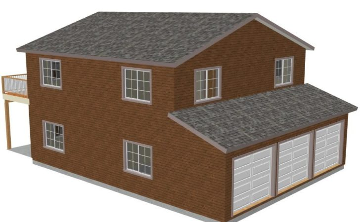 Bata Two Story Storage Shed Plans