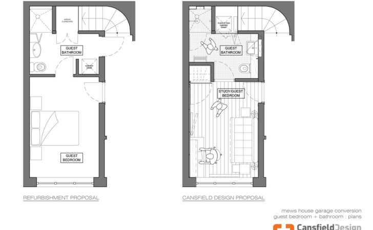 Bathroom Car Garage Conversion Plans Rachael Edwards