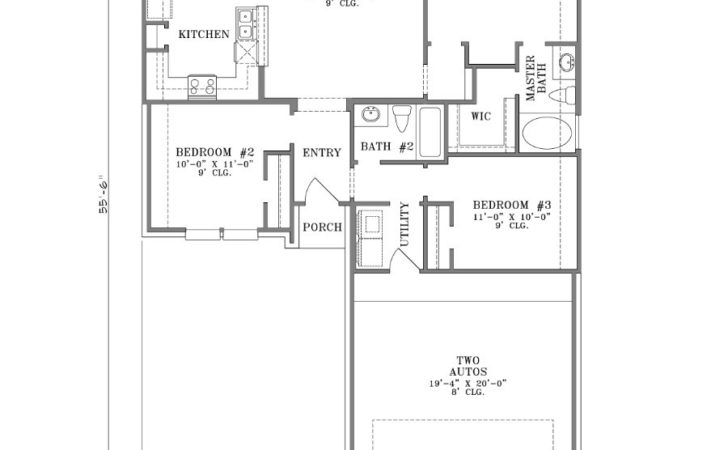 Bathroom House Plans Texas Southern