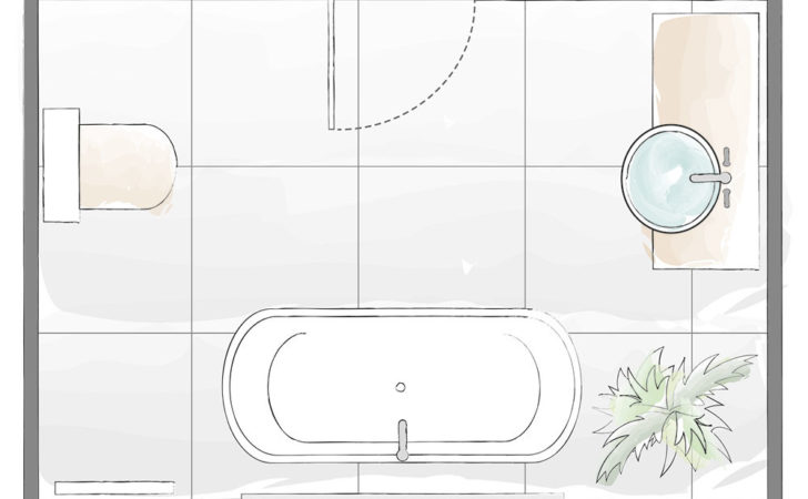 Bathroom Layout Plans Small Large Rooms