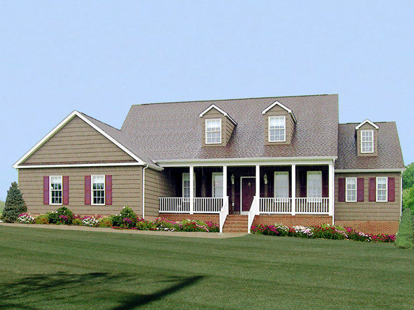 Bearington Country Style Home Plan House Plans