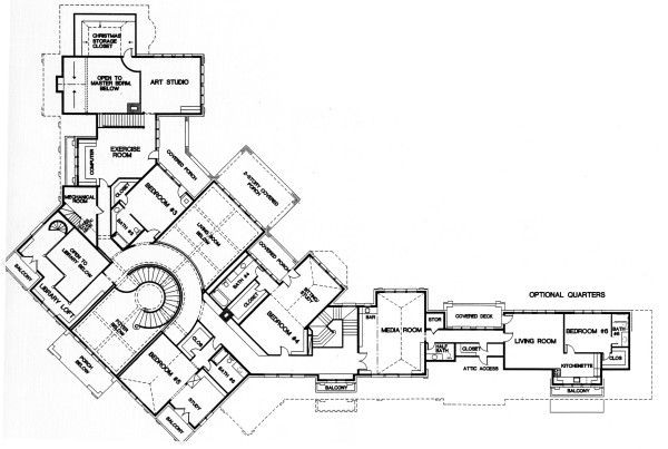 Beautiful Custom Home Plans Traditional Classical