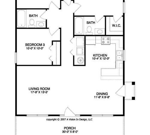 Beautiful Houses Small House Plans