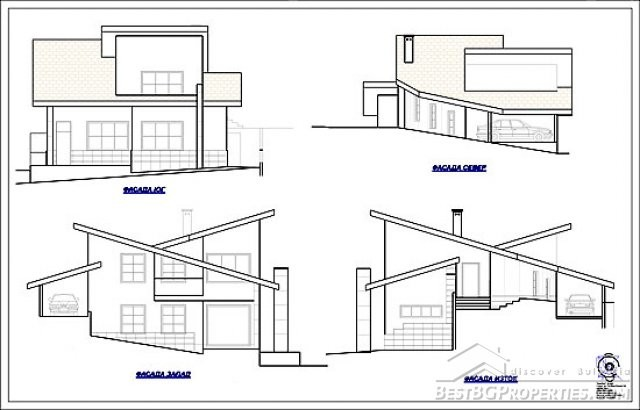Beautiful Modern Bedrooms House Plans Hall Kitchen