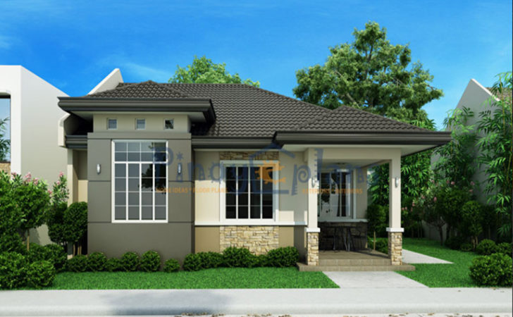 Beautiful Small Bungalow House Design Ideal