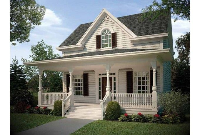 Beautiful Small Farm House Plans