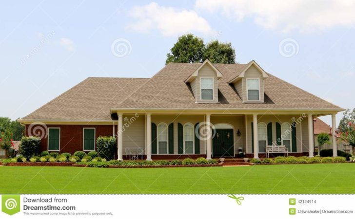 Beautiful Two Story Ranch Style Home