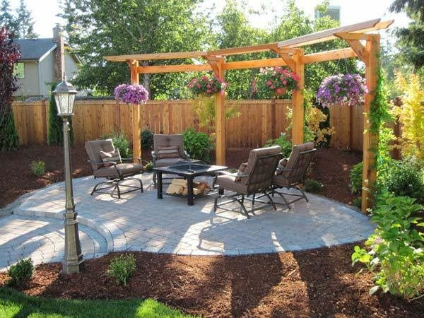 Beautifully Inspiring Diy Backyard Pergola Designs