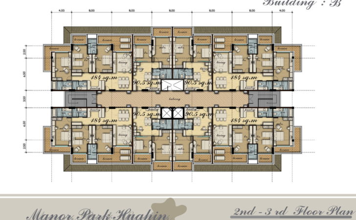 Bedroom Apartment Building Floor Plans Floorplans