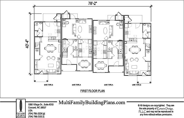 Bedroom Apartment Building Floor Plans Multi Story
