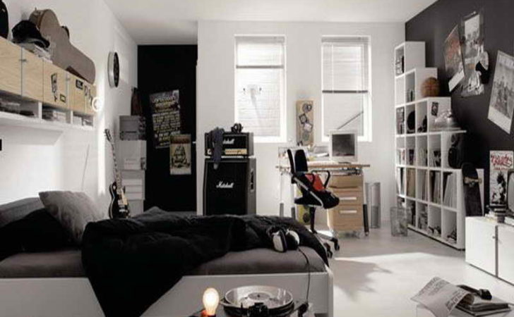 Bedroom Cool Room Ideas Teenage Guys