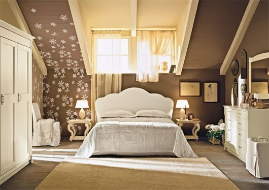 Bedroom Glamor Ideas Country Style
