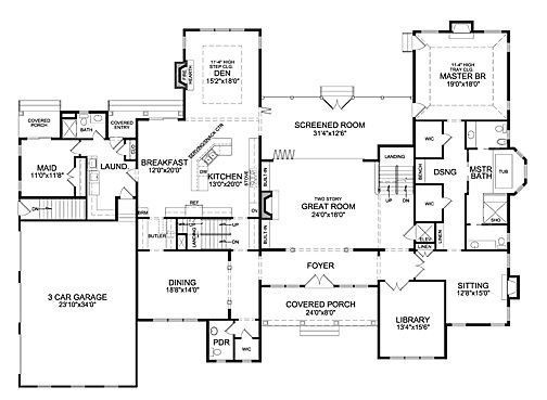 Bedroom House Plans Basement New Best Beach