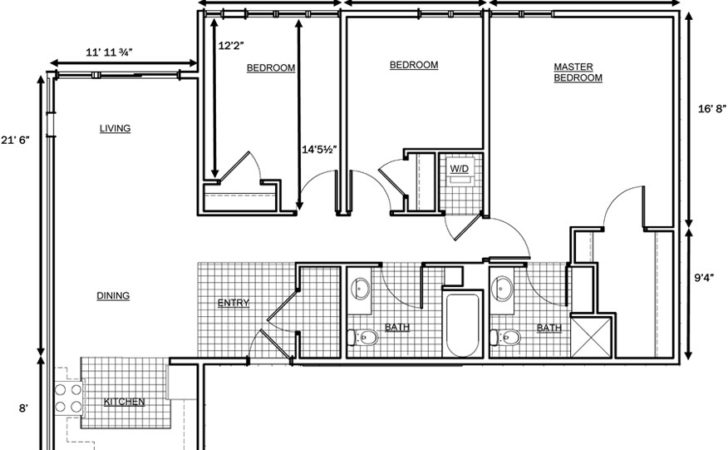 Bedroom House Plans Beautiful