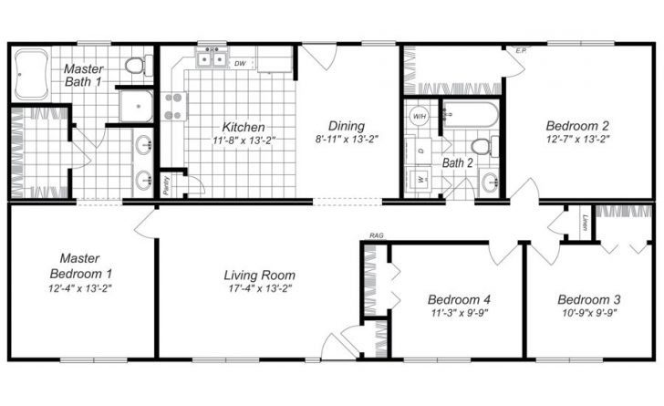 Bedroom House Plans Designs Archives New Home