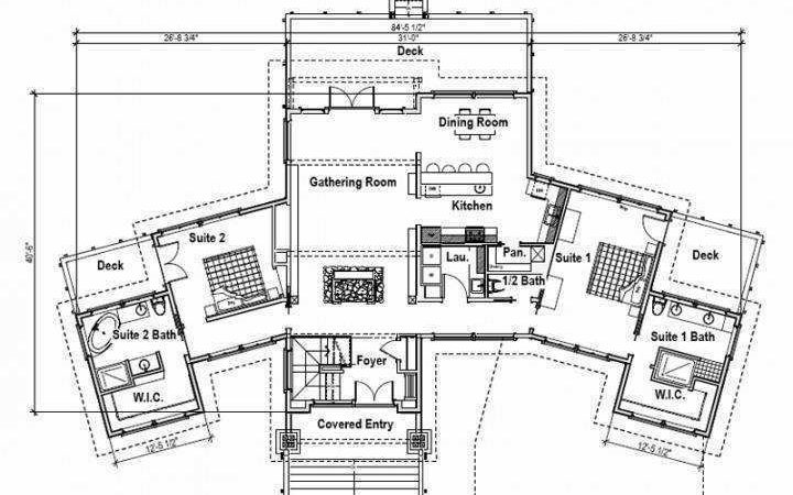Bedroom House Plans Master Suites