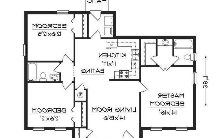 Bedroom House Plans Photos India