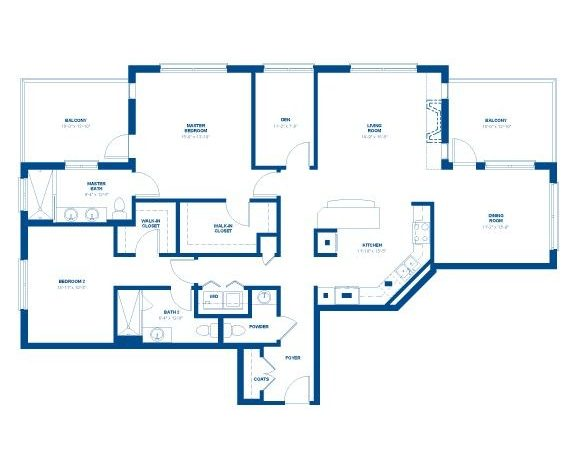 Bedroom House Plans Real Estate