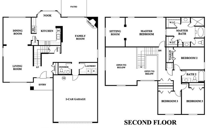 Bedroom House Plans Story Photos Video