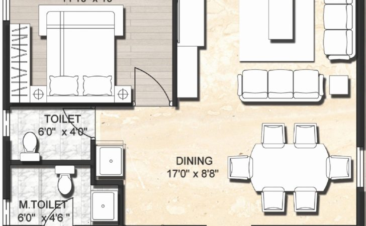 Bedroom Indian House Plans Rent Near