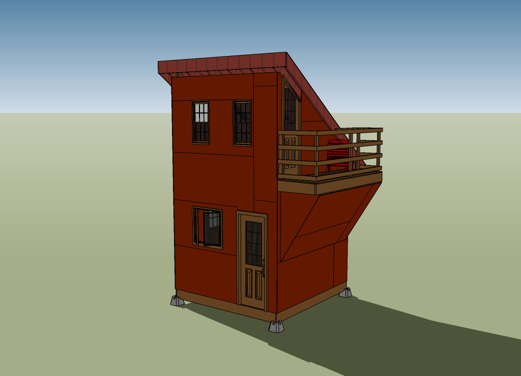 Ben Tiny House Design