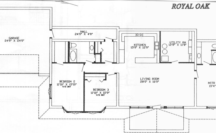Berm Home Floor Plans Plan First House