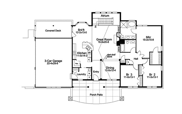 Berm Home Plans Smalltowndjs