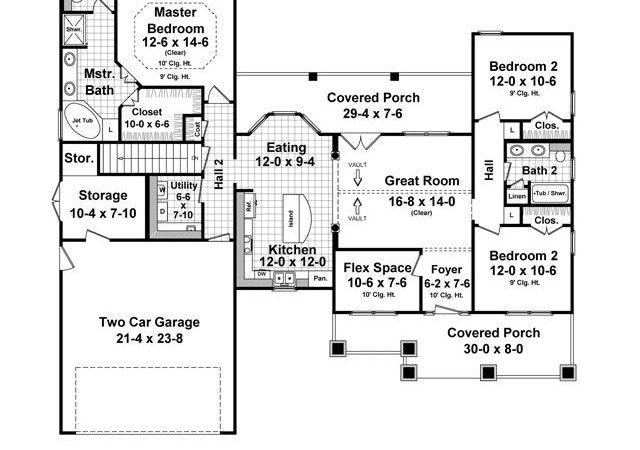 Best Basement House Plans Ideas Pinterest