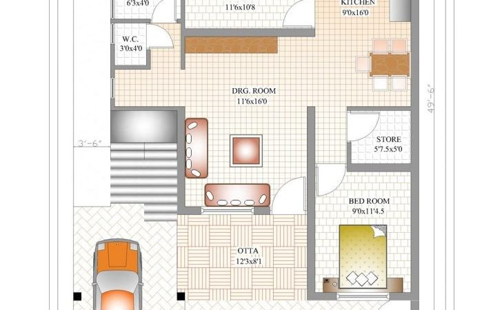 Best Bedroom House Plans Indian Style New Home