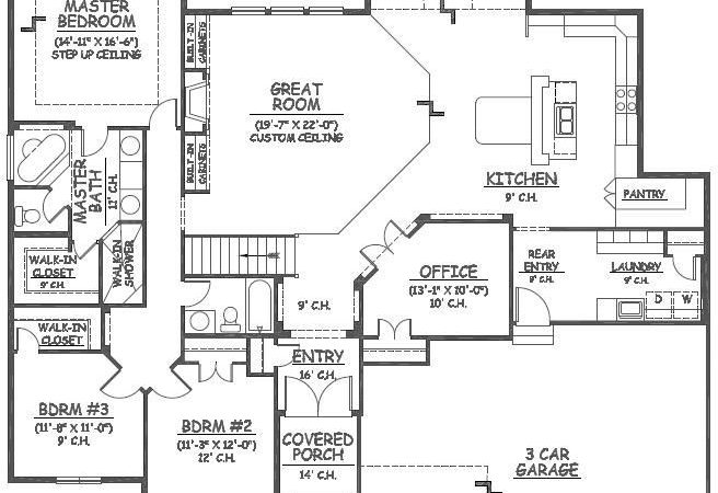 Best Custom Floor Plans Ideas Pinterest House