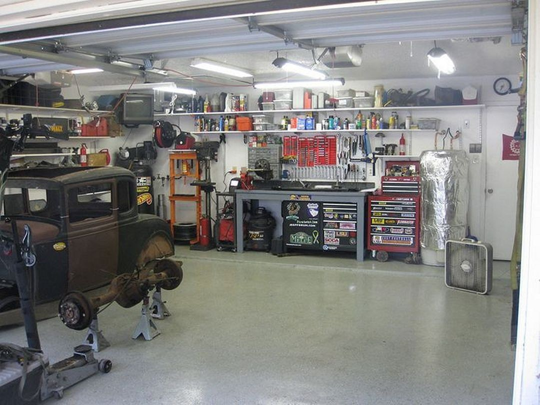 Best Design Storage Ideas Your Home Garage Roomy