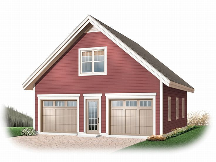 Best Detached Garage Plans Loft House