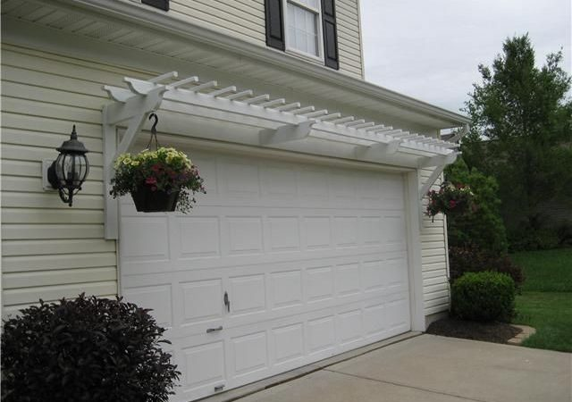 Best Diy Garage Door Ideas Pinterest