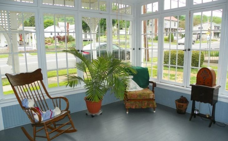 Best Enclosed Porches Ideas Pinterest Small