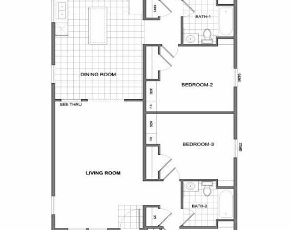 Best Four Bedroom House Plans Ideas Pinterest One