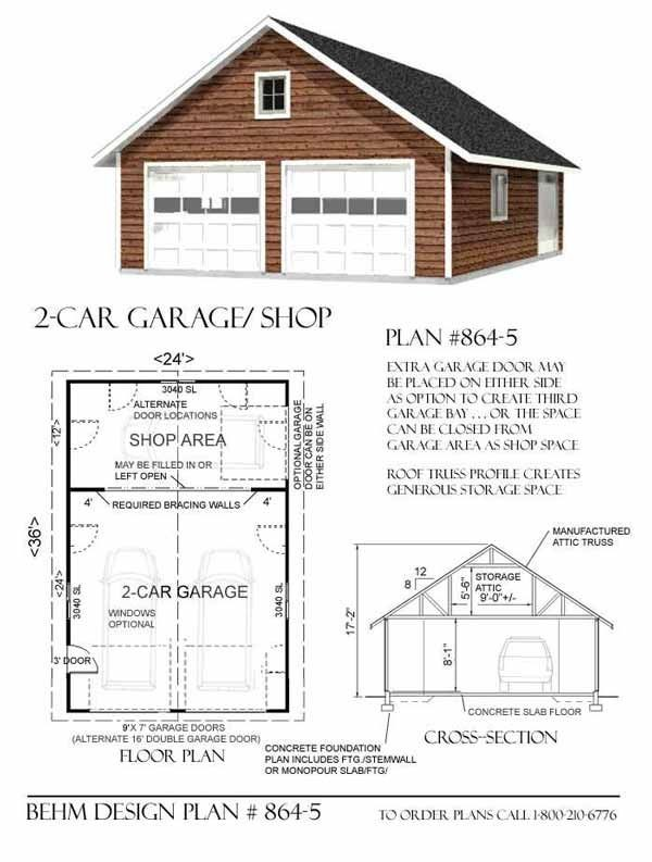 Best Garage Design Ideas Pinterest Plans