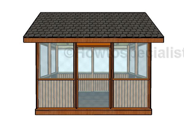 Best Gazebo Plans Pinterest